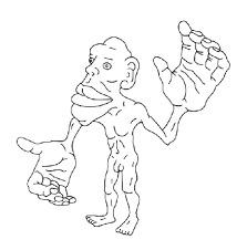 脳と手の説明